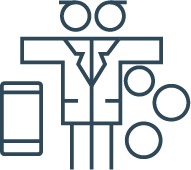 Erp Features - Human Resources Icon