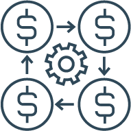Erp Features - Sales and Purchasing Icon