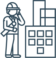 Erp Features - Support by Buildable Icon